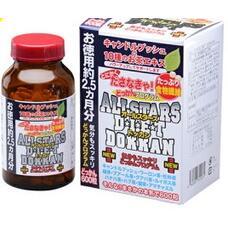 Звездная диета All Stars Diet Dokkan для сверхбыстрого похудения и детокса № 600