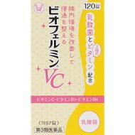Biofermin VC Молочнокислые бактерии с витаминами № 120