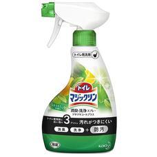 KAO Спрей-пенка для мытья туалета с ароматом мяты и лимона Bath Magiclean 380 мл