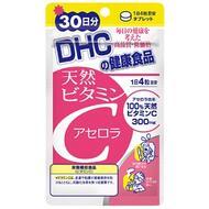 DHC Натуральный витамин С из сока ацеролы № 120