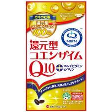 Minami Healthy Foods восстановленный коэнзим Q10 с мультивитаминами и пиперином