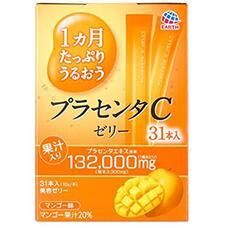 Плацента с экстрактом ласточкиного гнезда и протеогликанами Otsuka Placenta С Jelly со вкусом манго 31 стик