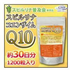 Высококачественная спирулина с коэнзимом Q10 Algae