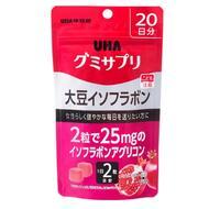 Изофлавоны сои для женского здоровья UHA Gummy Supple