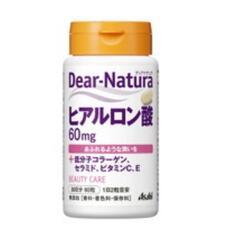 Гиалуроновая кислота, коллаген и молочные керамиды Asahi Dear Natura № 60