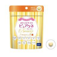 Жевательные витамины для красоты DHC Puakune Beauty № 60