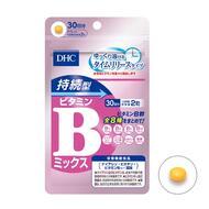 Витамины B-Mix медленного высвобождения DHC № 60