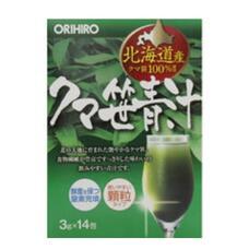 Зеленый сок из листьев бамбука ORIHIRO № 14