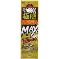 Афродизиак для мужчин с максимальным эффектом ITOH MAX MEGA Экстракт мака 6600