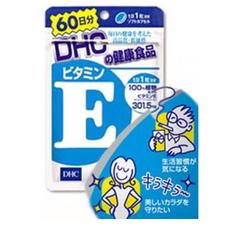 DHC Витамин Е (60 гранул на 60 дней)