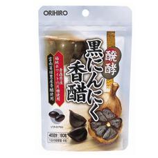 Orihiro Черный чеснок (180 капсул на 45 дней)