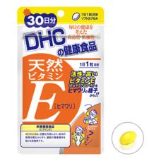 Натуральный витамин Е из высококачественного подсолнечного масла DHC № 30