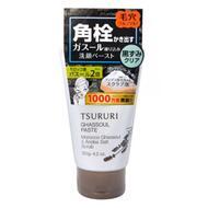 BCL TSURURI PORE GHASSOUL PASTE / Пена - скраб для умывания и очищения пор с вулканической глиной