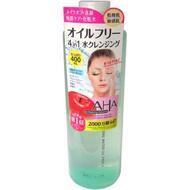 BCL CLEANSING WATER OIL FREE / Средство для очищения и снятия макияжа с фруктовыми кислотами АНА