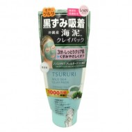 BCL TSURURI MINERAL CLAY PACK / Крем - маска для лица с глиной и морскими водорослями