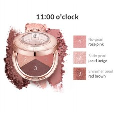 Тени для век LABIOTTE MOMENTIQUE TIME SHADOW 11 O'CLOCK 3,4 г