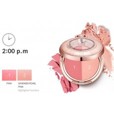 Румяна LABIOTTE MOMENTIQUE TIME BLUSHER 2 PM 6,5 гр