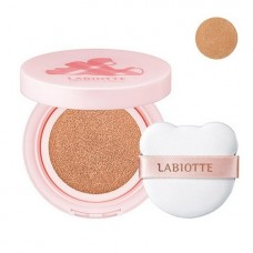 Кушон стойкий набор LABIOTTE SPF 50+ CLASSIC MADE FITTING CUSHION 23 MINI 10 гр