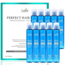 Филлер для восстановления волос LA'DOR Perfect Hair Filler 13мл x 10