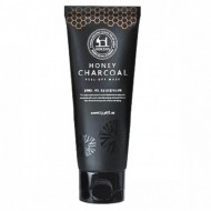 Маска-пленка для лица GAIN COSMETIC Moksha Honey Charcoal peel-off mask 100 мл