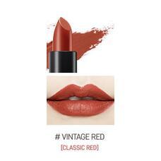 Помада для губ G9 Skin First Lip Stick 05. vintage red 3,5 гр