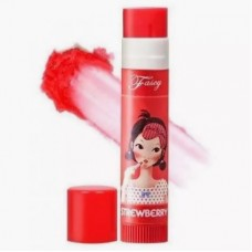 Бальзам для губ FASCY Lollipop STRAWBERRY Lip Balm 3,9гр