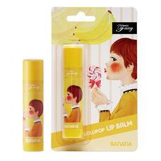 Бальзам для губ FASCY Lollipop BANANA Lip Balm 3,9гр