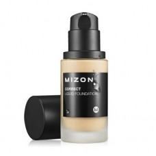 Тональная основа MIZON CORRECT LIQUID FOUNDATION 23 NATURAL BEIGE 30 гр