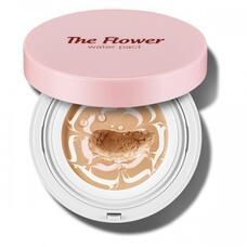 Основа под макияж увлажняющая 01 SECRET KEY The Flower water pact#1 Light Beige 15 гр