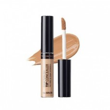 Консилер-контур бежевый THE SAEM Cover Perfection Tip Concealer Contour Beige 6,5 гр