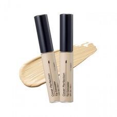 Консилер для маскировки недостатков кожи THE SAEM Cover Perfection Tip Concealer 01. Clear Beige 6,5 гр