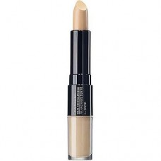 Консилер двойной 01 THE SAEM Cover Perfection Ideal Concealer Duo 01.Clear Beige
