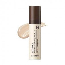 Тональная основа THE SAEM Eco Soul Skin Wear Foundation 01 Nutral tone 30 мл