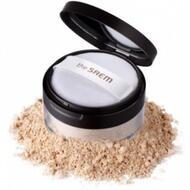 Пудра компактная THE SAEM ECO SOUL Real Fit Powder - Natural Beige 15 гр