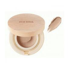 Основа-мусс тонирующая THE SAEM Eco Soul Mousse Foundation 02 Natural Beige 12 гр