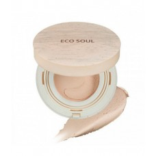 Основа-мусс тонирующая THE SAEM Eco Soul Mousse Foundation 01 Light Beige 12 гр