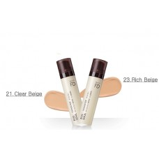 Основа маскир. мультифункц. для лица THE SAEM Eco Soul Real Fit Foundation 23 Rich Beige(N2) 40 мл