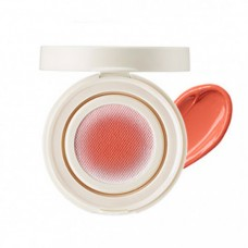 Кремовые румяна THE SAEM ECO SOUL Bounce Cream Blusher 01 Peach Dew 6 г