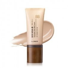 ББ Крем THE SAEM Eco Soul Porcelain Skin BB Cream 01 Light Beige 45 мл