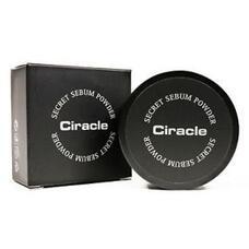 Пудра рассыпчатая для жирной кожи COTDE СР Blackhead Ciracle Secret Sebum Powder 5 гр