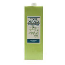 Шампунь для волос «Супер Холодный Апельсин» Lebel Cool Orange Hair Soap Super Cool 1600 мл
