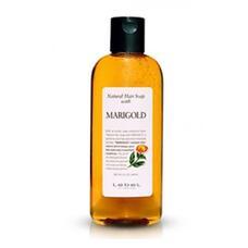 Шампунь с календулой для жирной кожи головы Lebel Natural Hair Soap Treatment Marigold 240 мл