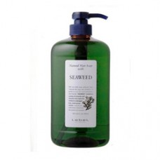 Шампунь с морскими водорослями Lebel Natural Hair Soap Treatment Seaweed 1000 мл