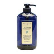 Шампунь с хиноки (японский кипарис) для сухой кожи головы Lebel Natural Hair Soap Treatment Shampoo Cypress 1000 мл