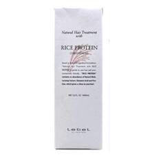 Восстанавливающая маска для волос Lebel Natural Hair Soap Treatment Rice Protein 1600 гр