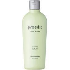 Шампунь для вьющихся волос Lebel Proedit Curl Fit Shampoo 300 мл