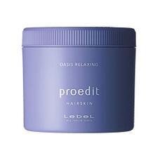 Крем для увлажнения волос «Оазис» Lebel Proedit Hairskin Oasis Relaxing 360 гр