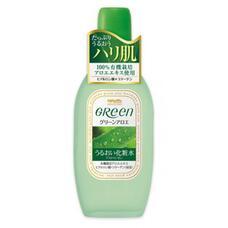 Meishoku Aloe Astringent / Лосьон, увлажняющий и подтягивающий кожу лица Green Plus