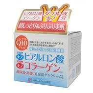 Meishoku CREAM / Глубокоувлажняющий крем (с наноколлагеном и наногиалуроновой кислотой) HYALCOLLABO
