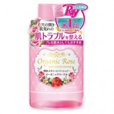 Meishoku SKIN CONDITIONER / Лосьон-кондиционер для кожи лица с экстрактом дамасской розы  ORGANIC ROSE